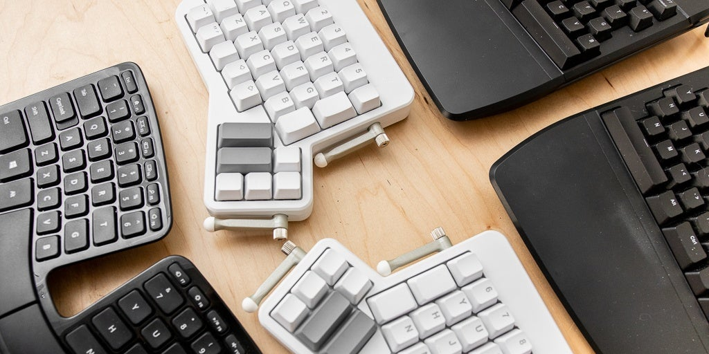 Different Type of Keyboards